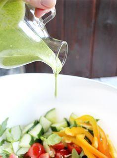 Vapiano Salat mit Rucola-Dressing