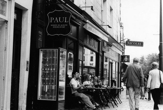 Le Marais   Saint  Paul