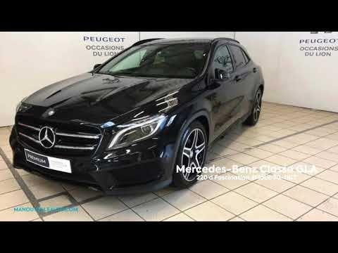 Annonce Voiture Mercedes-Benz Classe GLA d'Occasion en vente sur Ma Nouvelle Auto - YouTube