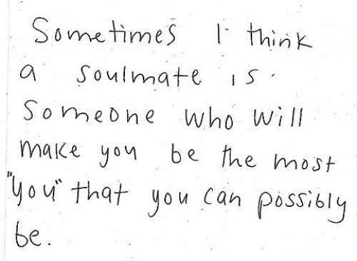 soulmate: Inspiration, Quotes, Soul Mates, Sotrue, Truths, So True, Soulmates, Living, Soul Mats