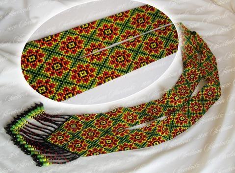 Beads Inspiration, Бисер Toho,