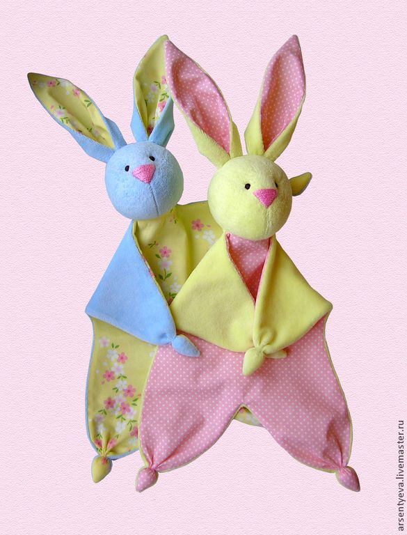 Купить Комфортер Куски (первая игрушка для малыша), дуду - комфортер, первая игрушка, подарок новорожденному