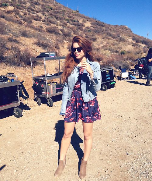 Holland+Roden+Teen+Wolf | Holland Roden plays Lydia Martin on 'Teen Wolf.'