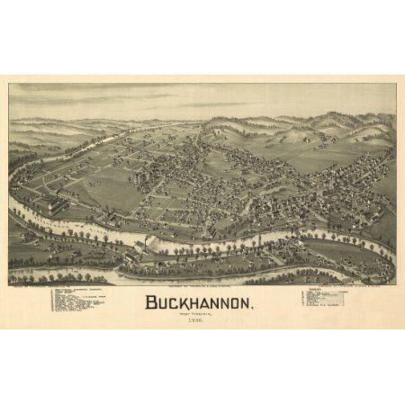 walmart buckhannon wv