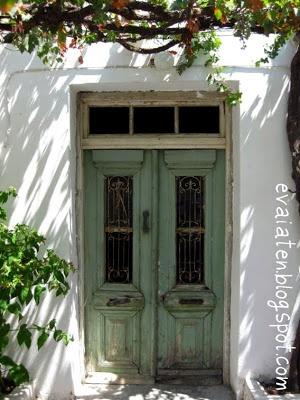 Greek Salad - a blog from Greece: Greek houses