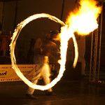 #frankfurt #gallus fire show. sep 1st, 2012