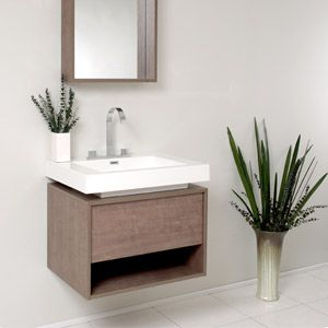 "27.5"" Potenza Single Bath Vanity"