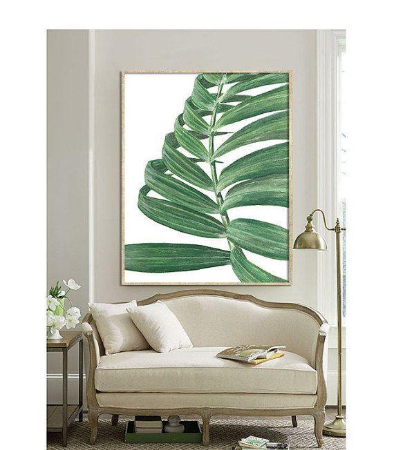 Palm PRINTABLE FILE MP  palm art palm illustration palm by Dantell