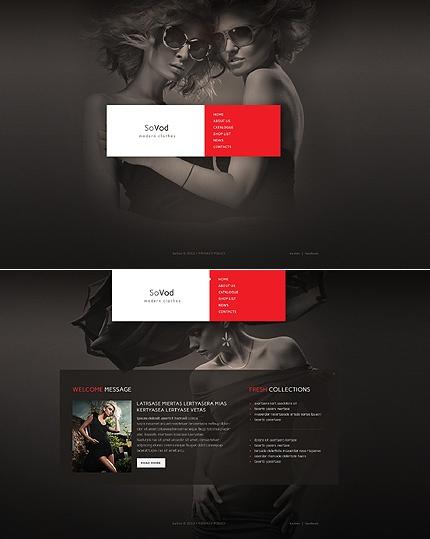 Website Template #40765
