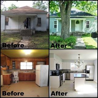33 best Renovation images on Pinterest | Exterior remodel, House ...