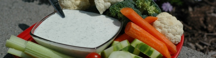 Ranch Dressing That is Less Likely to Kill You Quickly … recipe uses Greek yog… – Jeet jet?