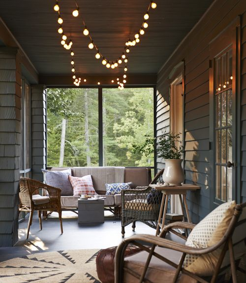 Patio Furniture Southern New Jersey: A 1700s Farmhouse Gets A Country-Style Revival