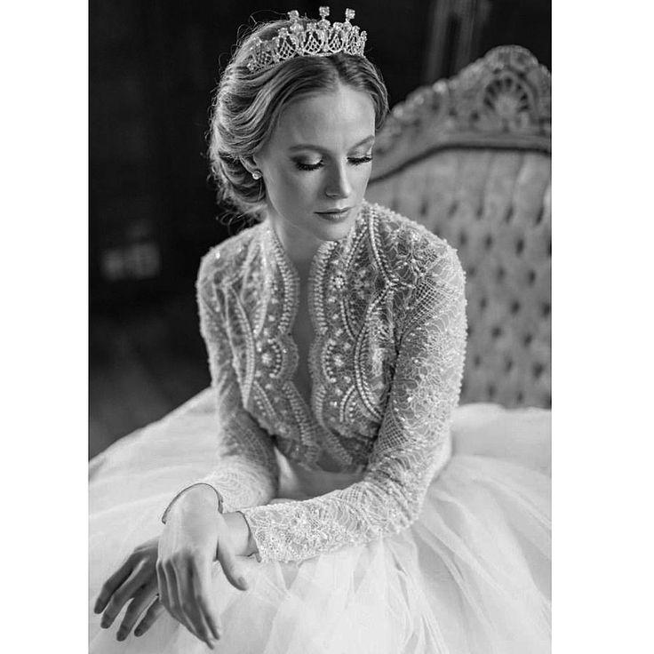 Royal Dotterine wedding dress.