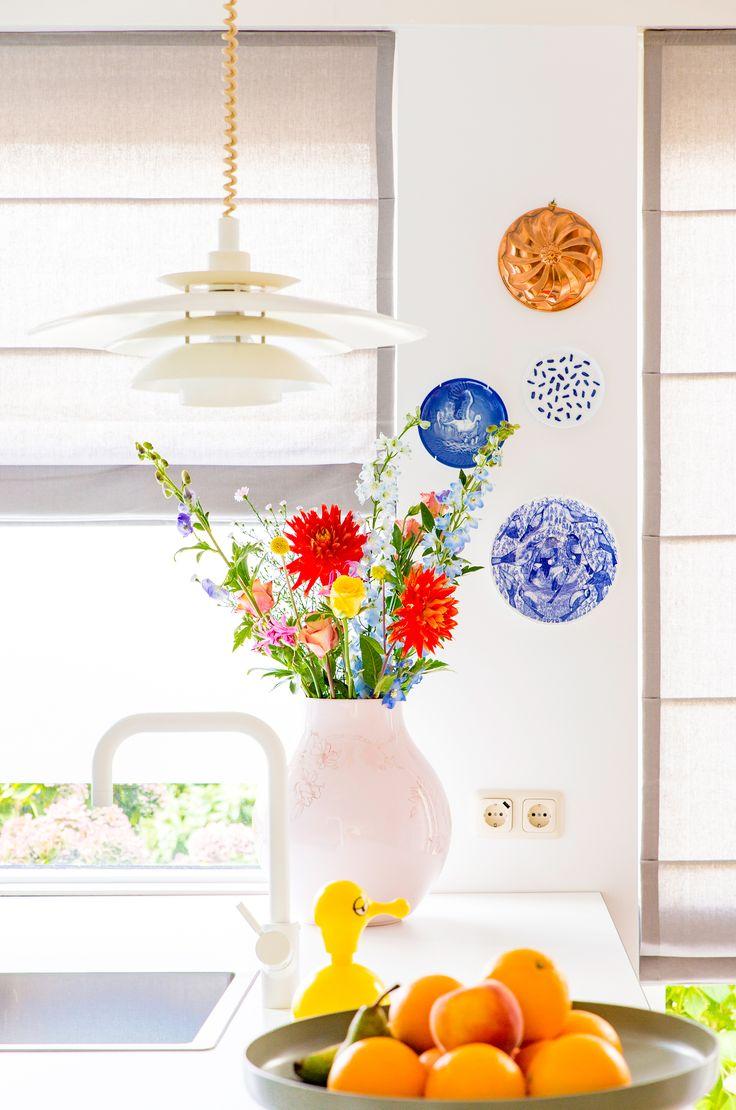 Welke Raambekleding Keuken : Vouwgordijnen op Pinterest – Raambekleding, Valletjes en Gordijnen