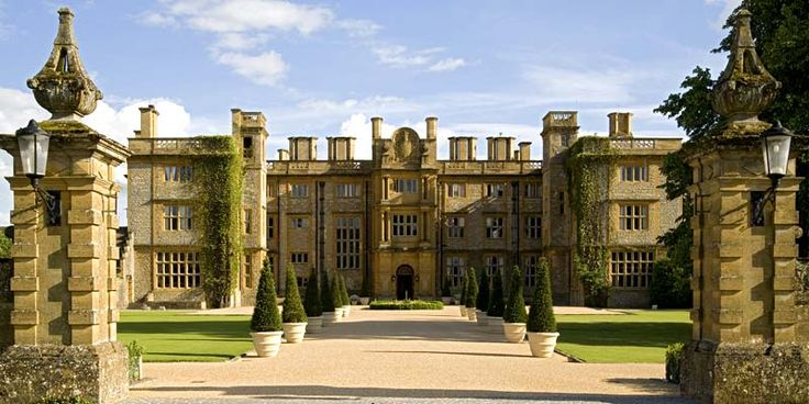 Eynsham Hall, Oxfordshire