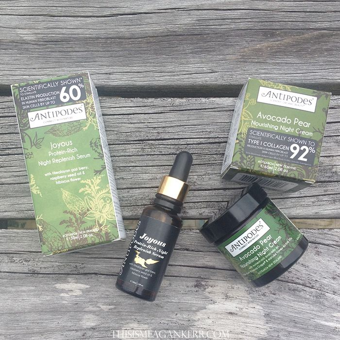 This is Meagan Kerr: Review: Antipodes Anti-Ageing MinisPosted on August 10, 2014 by This is Meagan KerrReview: Antipodes Anti-Ageing Minis