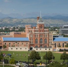 University of Colorado Denver, Auraria Campus. This is where Kayci will be for the next 3-4 years!