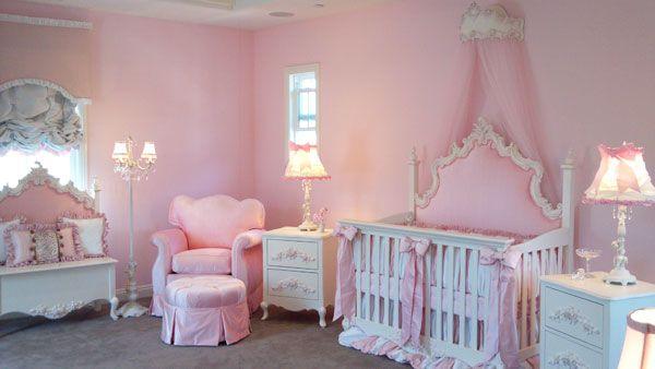 A Little Princess Nursery Design: 8 Best Images About Aspen Pink Nursery On Pinterest