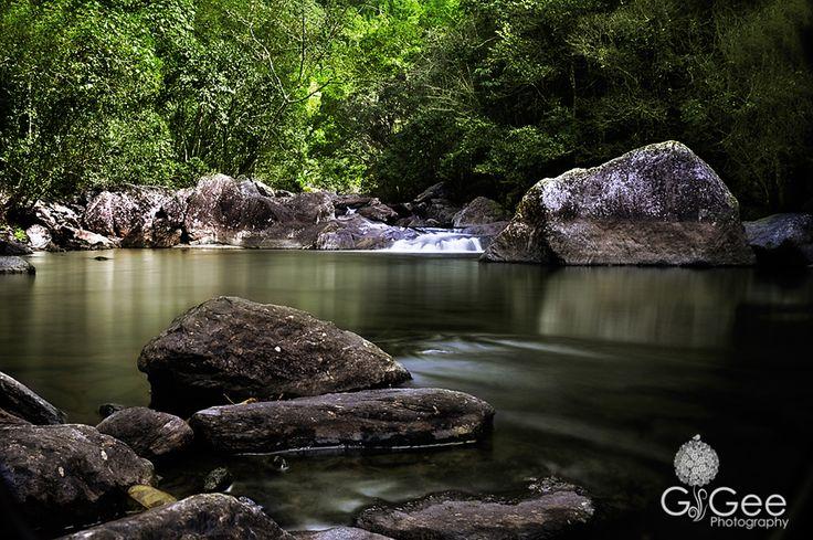 Crystal Clear Crystal Cascades - Cairns - Far North Queensland