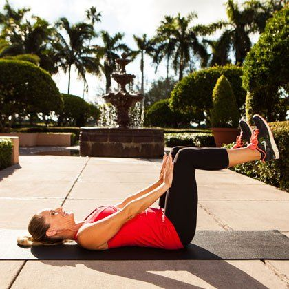 Eight moves to melt off that pesky layer of lower-belly fat, fast!