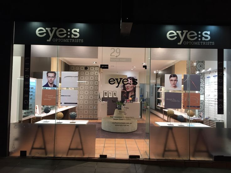 Lindberg in our South Yarra store