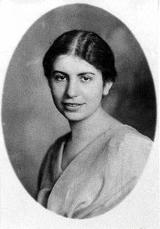 Anna Freud (1895-1982) was the sixth and last child of Sigmund and Martha Freud. Born in Vienna, she followed the path of her father and contributed to the newly born field of psychoanalysis.