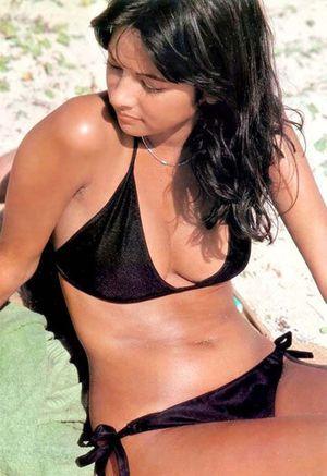 可愛い顔ぉ♪ : 【セクシー】アグネス・ラムの水着写真、画像 - NAVER まとめ