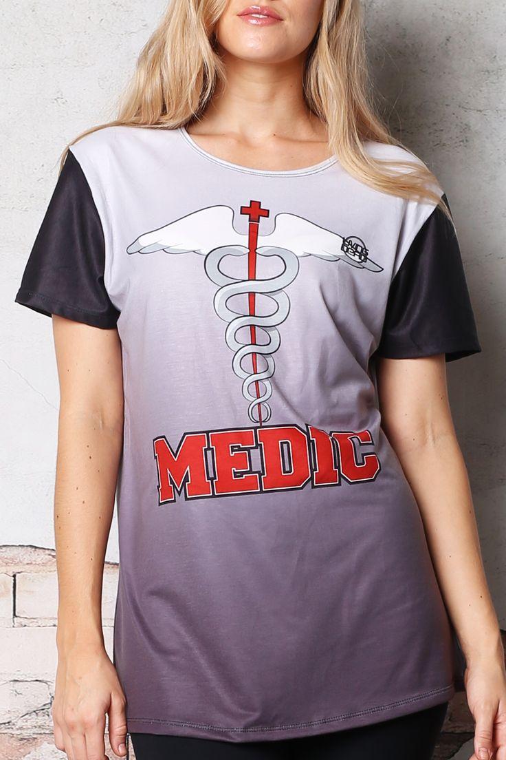 Medic Tee - $44.00 AUD