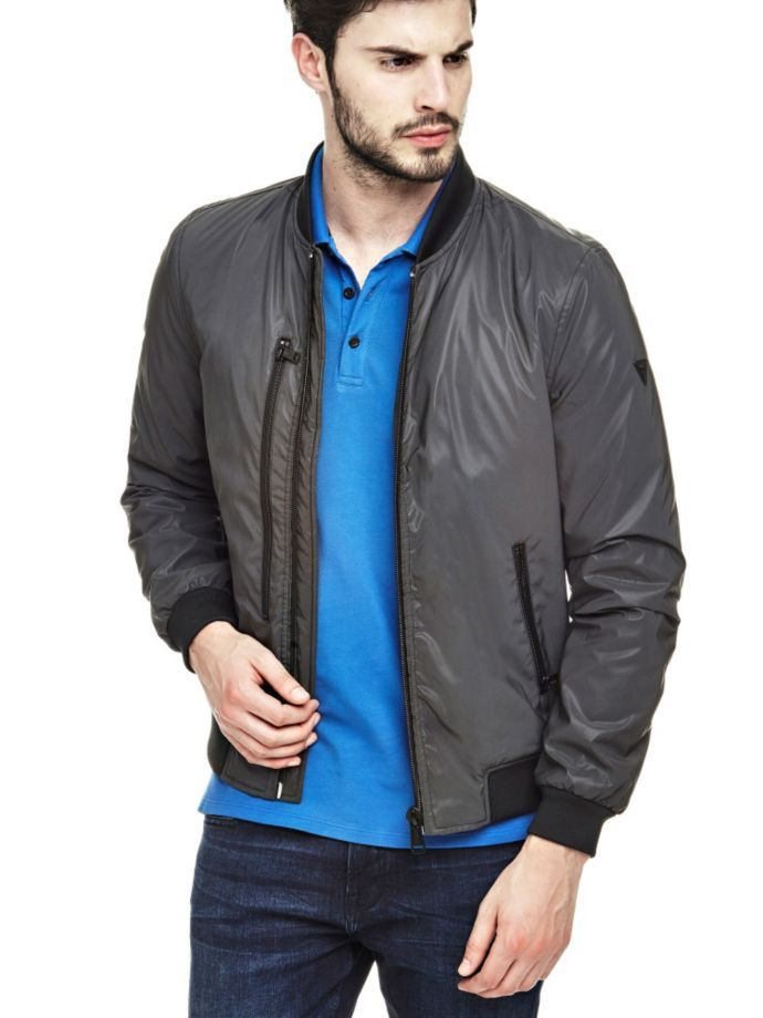 EUR129.90$  Watch here - http://viagj.justgood.pw/vig/item.php?t=neiz4844580 - BOMBER WITH ZIP