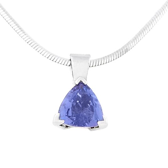 33 best tanzanite pendants images on pinterest tanzanite pendant 18 carat white gold tanzanite pendant mozeypictures Choice Image