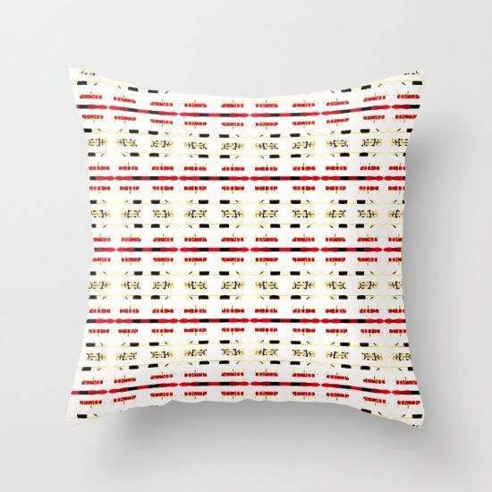 Throw Pillow, Egypt, pattern
