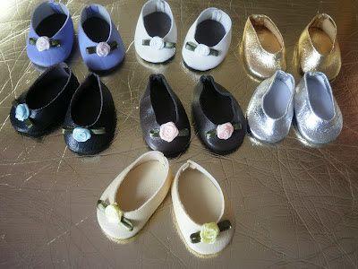 Sweetisi: Calzado Nancy
