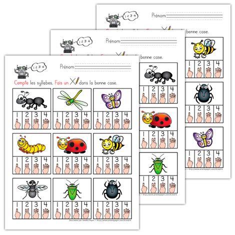 1000 images about fiche on pinterest preschool - Les animaux du jardin ...