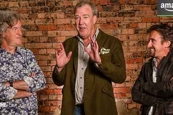 """Former """"Top Gear"""" Presenters Sign Up To Host New Car Show On Amazon Prime"""