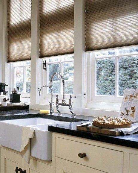 Best 25 estores cocina ideas on pinterest cortinas for Estores para cocina