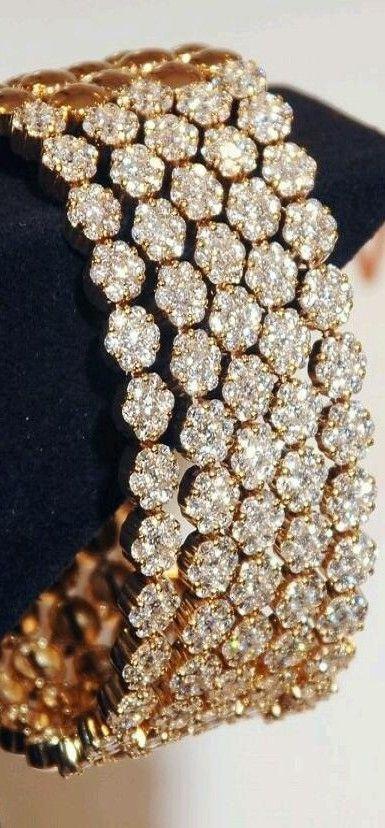 Le Vian Gold & Diamond bracelet