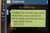Cómo pedir un informe de vida laboral por SMS |