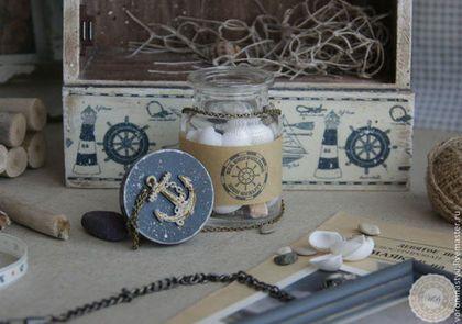 Мини-комоды ручной работы. Ярмарка Мастеров - ручная работа Хижина моряка. Handmade.