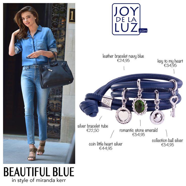 Joy de la Luz   In style of Miranda Kerr
