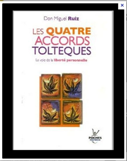 Miguel Ángel Ruiz (ou Don Miguel Ruiz) est un auteur mexicain, chamane (se disant nagual) et enseignant, né en 1952. Son ouvrage Les quatre accords toltèques est un best-seller de la littérature New Age. Les quatre accords toltèques : Premier Accord :...
