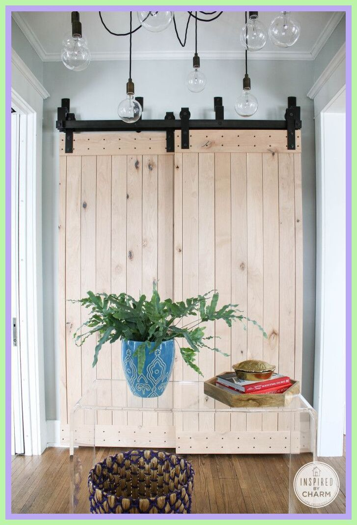 Pin On Barn Door Garage Rustic