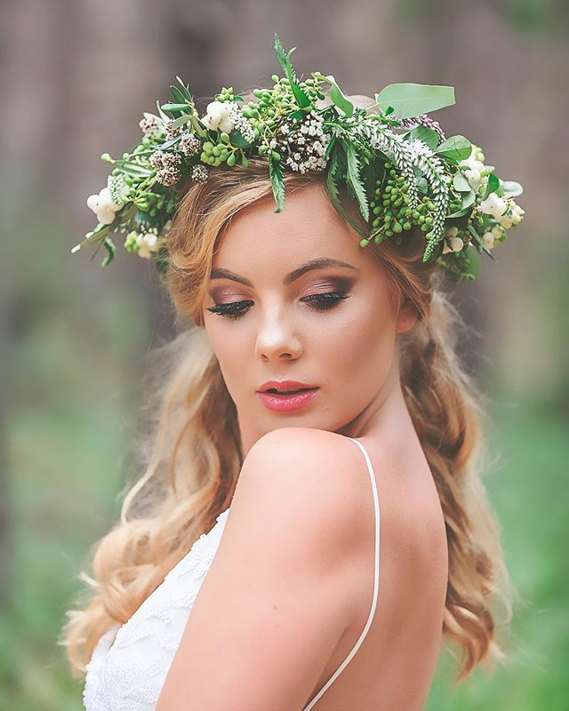 Sassy Saturday Wedding Style With Kateellenmakeupartistry