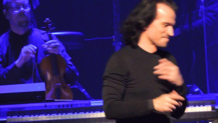 Yanni Nostalgia Live at the Microsoft Theater L.A. 2016