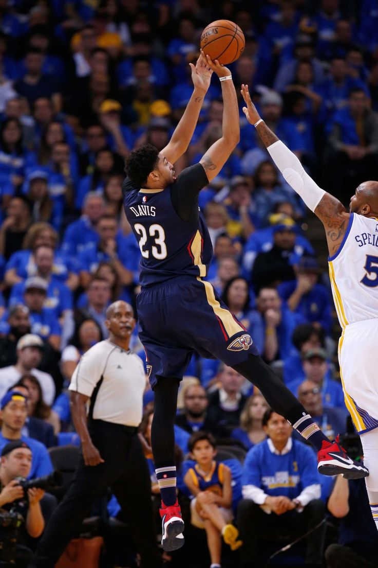 Anthony Davis — New Orleans Pelicans