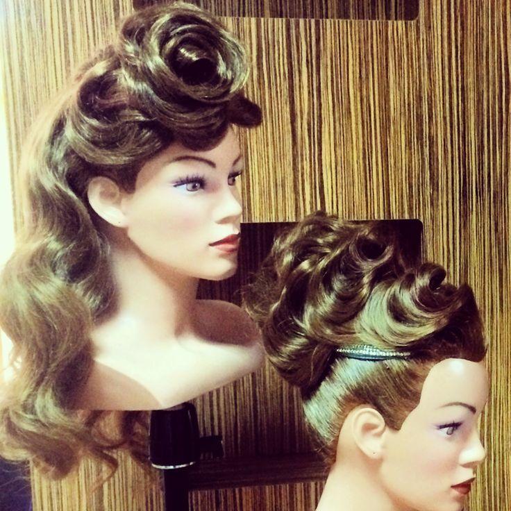 Wedding hairstyle seminar