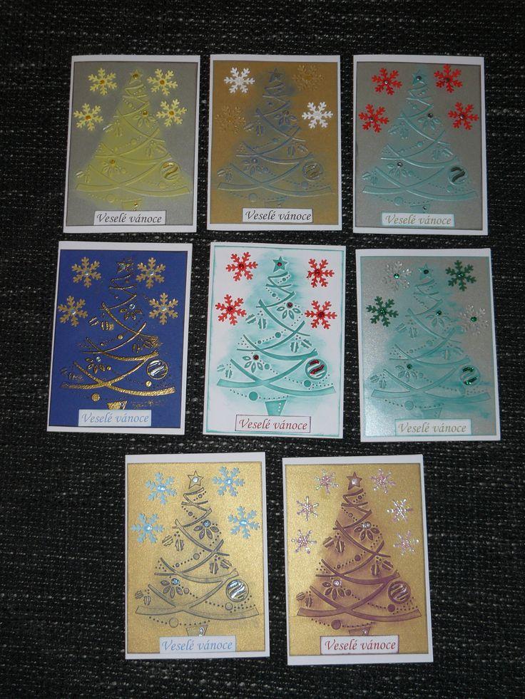 vánoční přání 2014 - christmas cards 2014