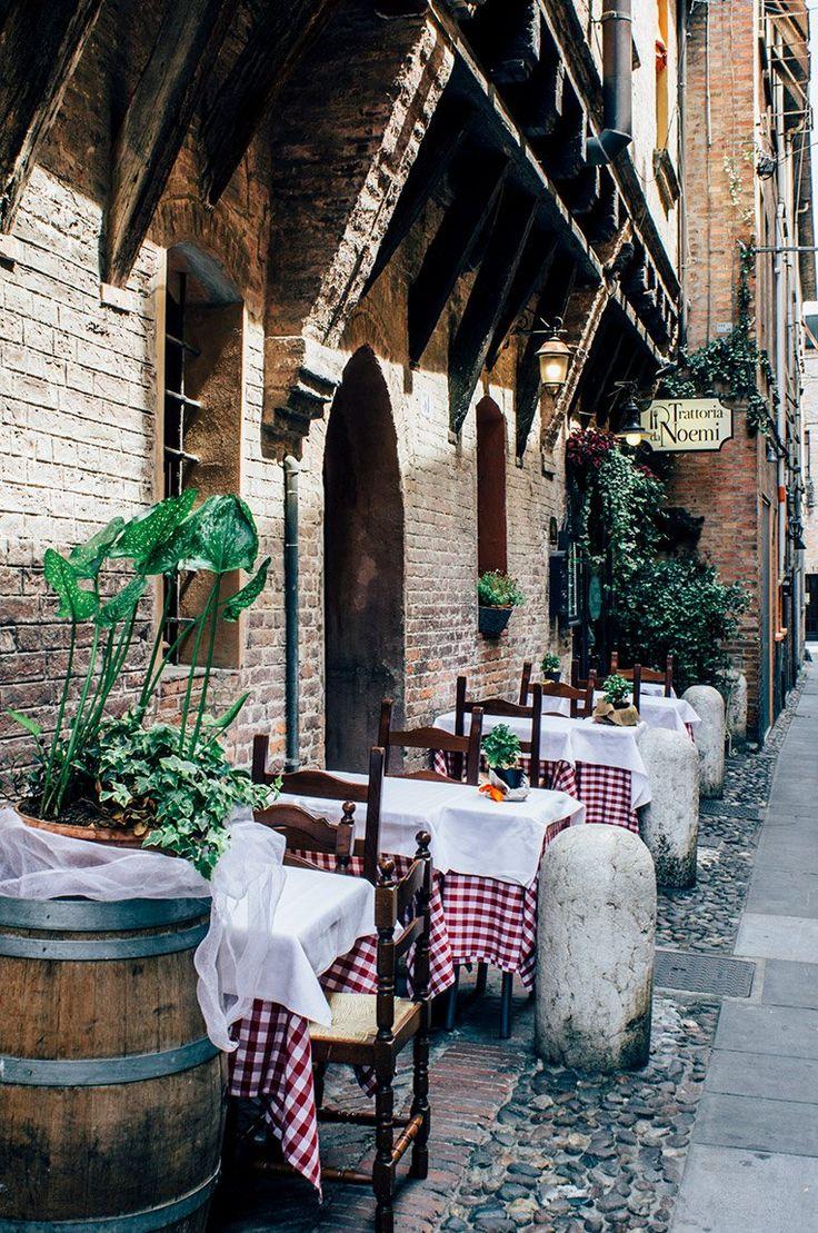 Ferrara – Die schönsten Gassen der Emilia Romagna #blogville