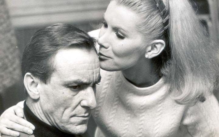 Sixties   Susan Hampshire as Fleur Mont née Forsyte, with Eric Porter as Soames Forsyte, The Forsyte Saga