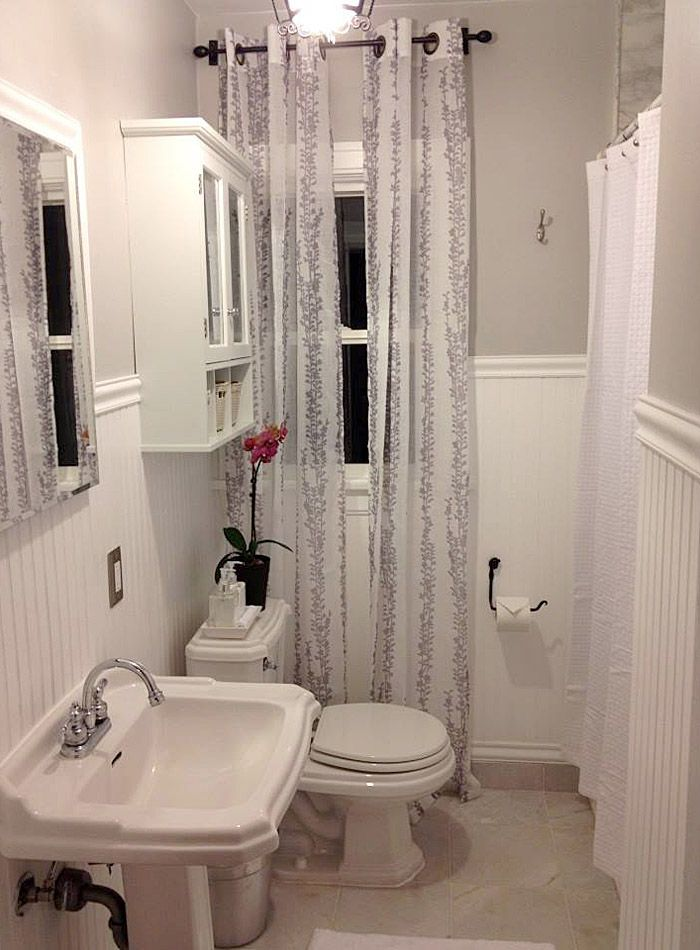 65 best images about small bathroom ideas on PinterestVintage