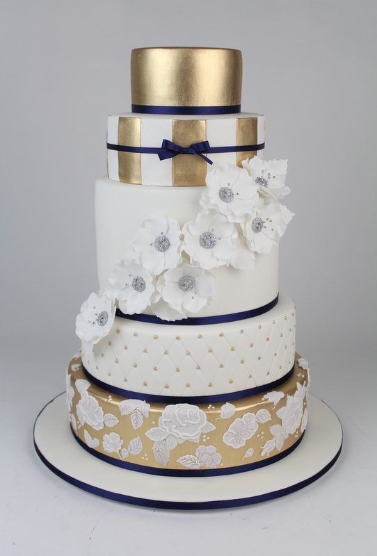 A Little Cake Place | Four & Above Tiers